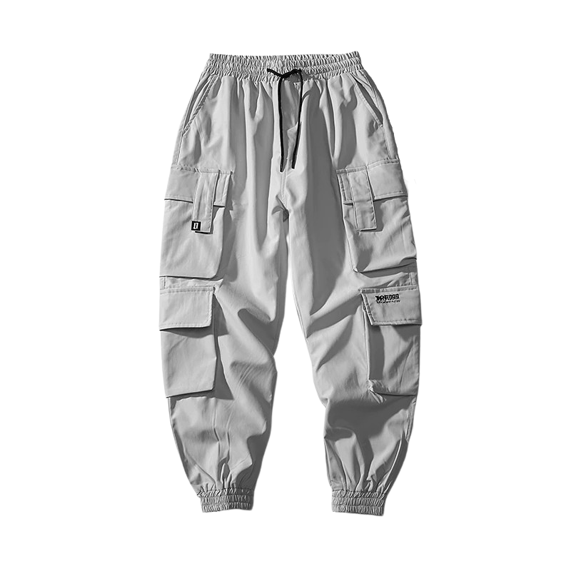 Multi Pockets Cozy Pants