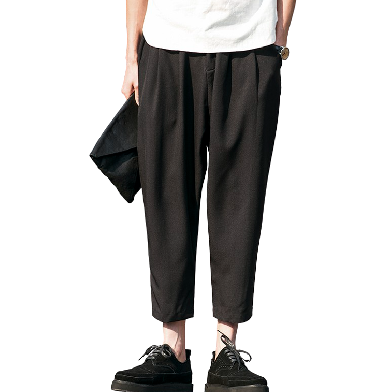 Casual Loose Straight Pants