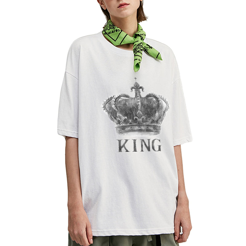King Oversized T-Shirt