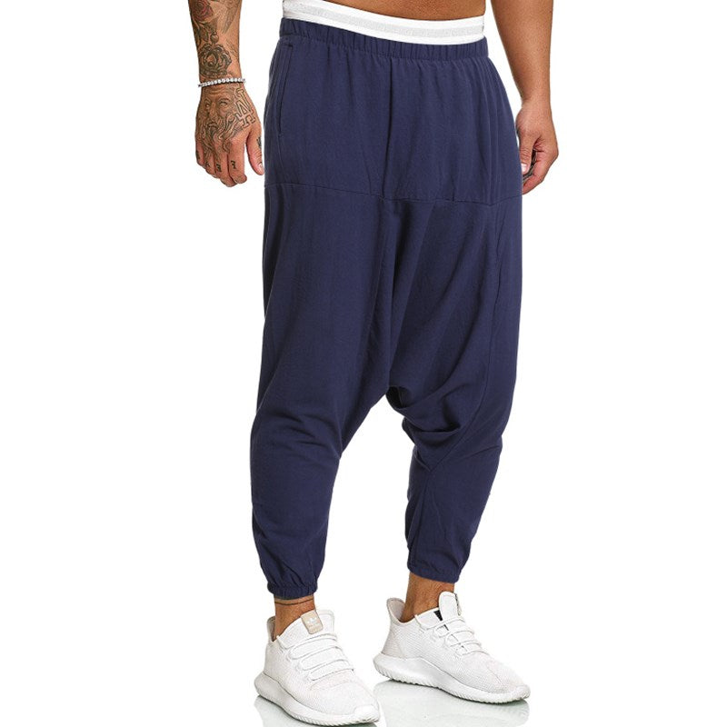 Light Harem Joggers