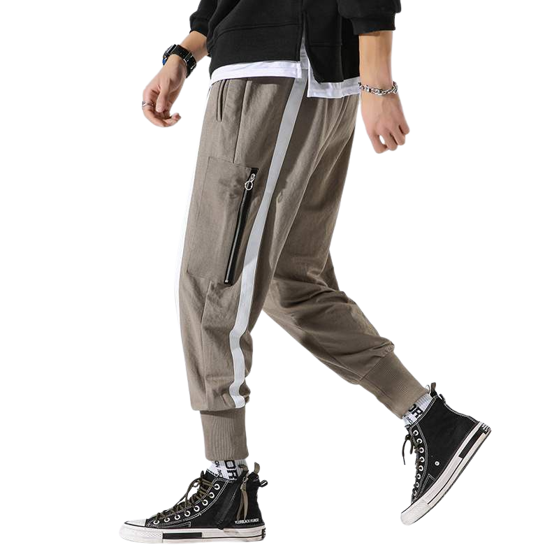 Light Tapered Harem Joggers