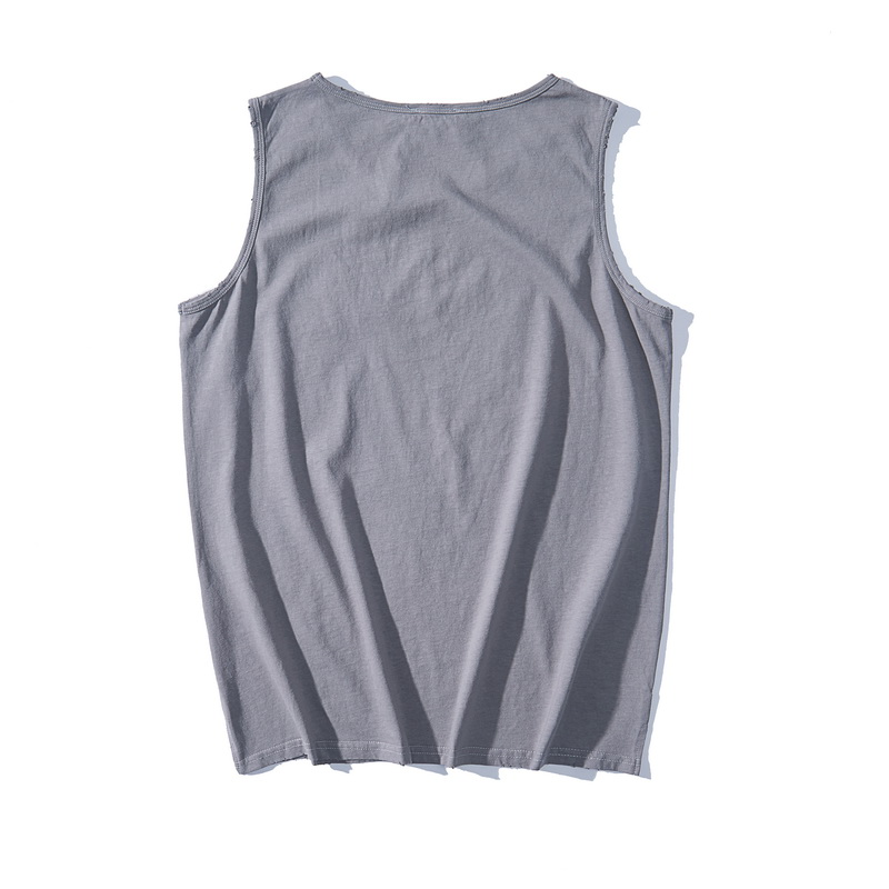 Distressed Simple Tank Top