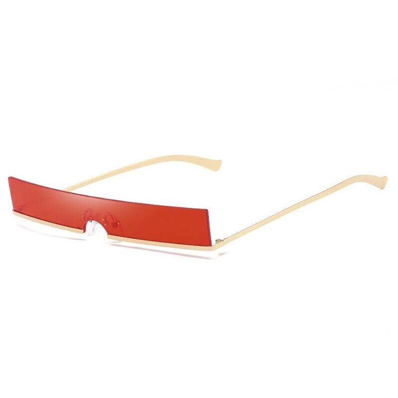Classic Rectangle Sunglasses