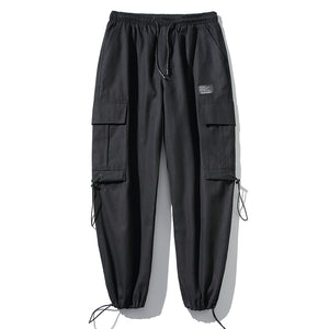 Loose Industrial Cargo Pants