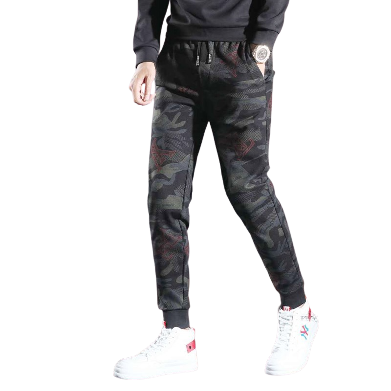 Luxury Camouflage Pants