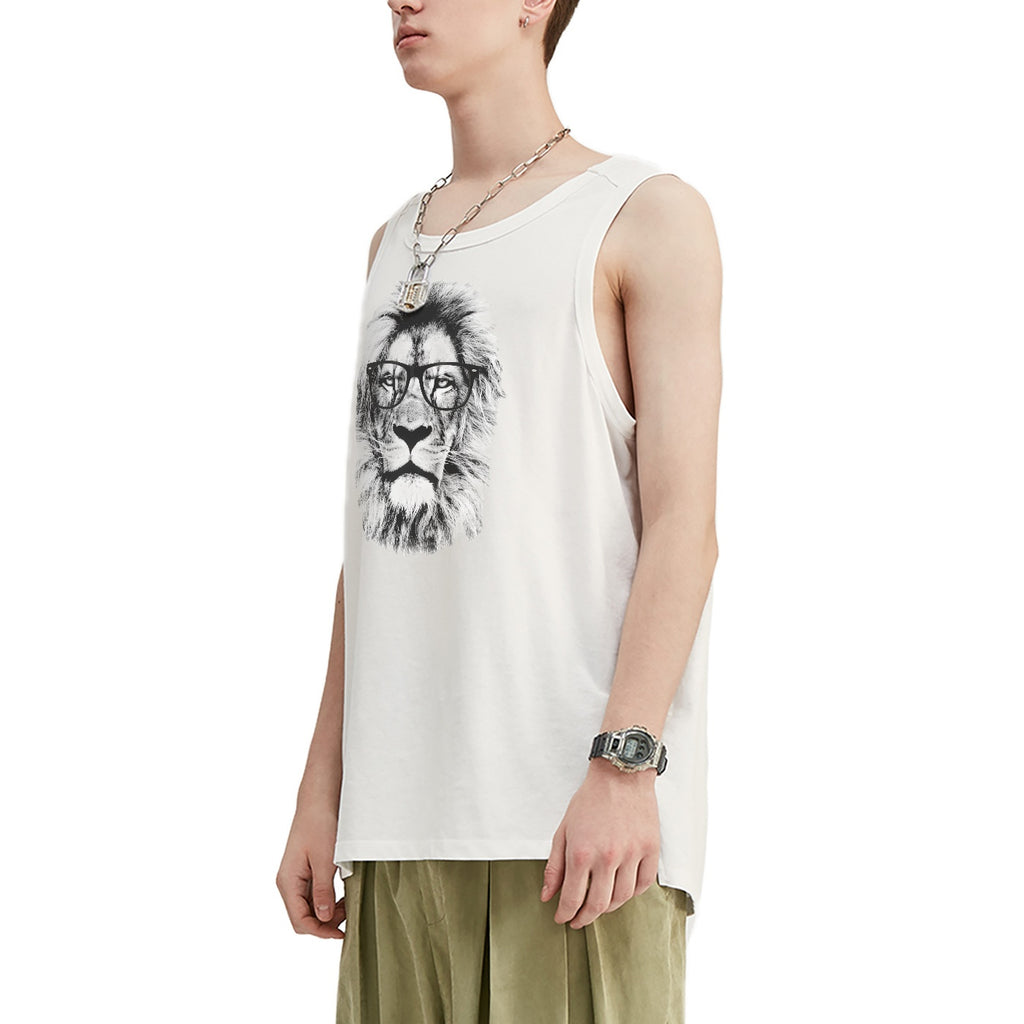 Fashion Lion Oversized Tank Top