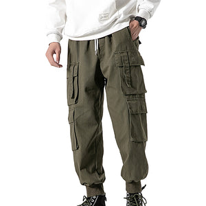 Functional Spring Cargo Joggers