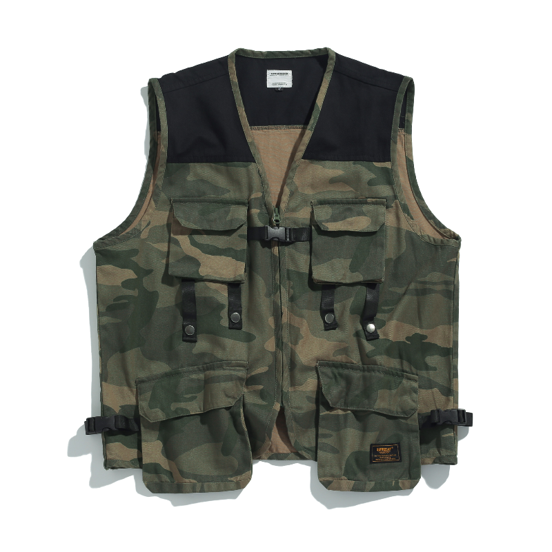 Fully Tactical Vest