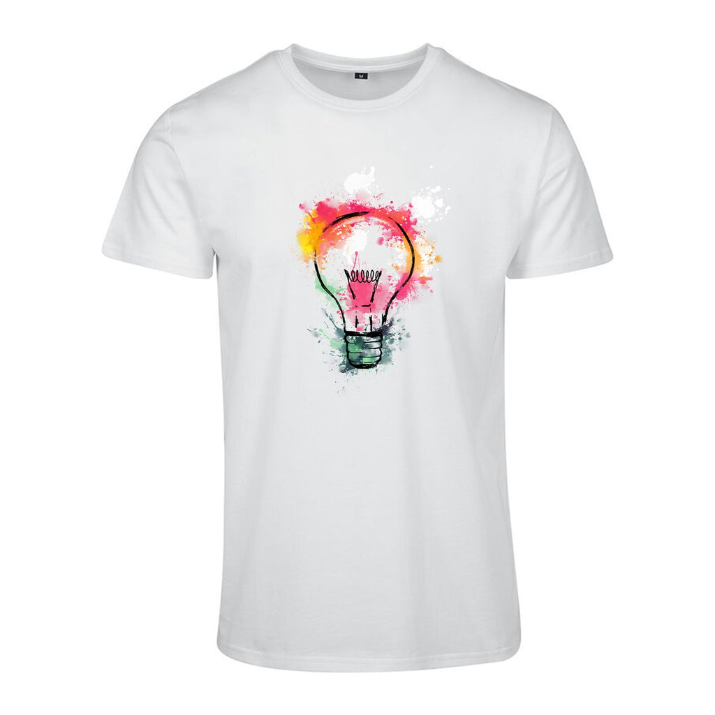 Colorful Bulb T-Shirt