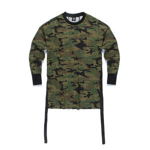 Over Sized Camo Shirt
