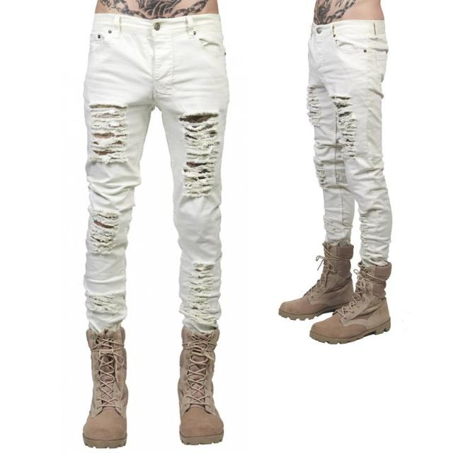 Declan Distressed Jeans