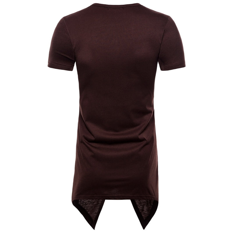 Longline Tailed T-Shirt