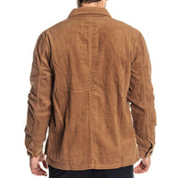 Button Down Corduroy Jacket