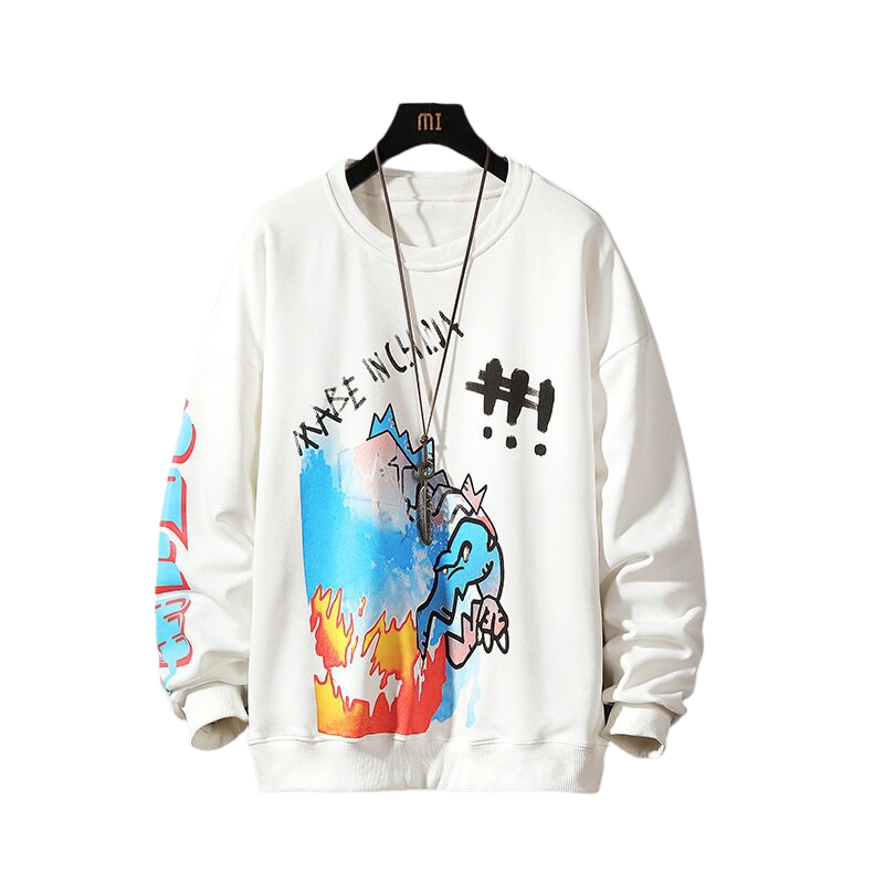 Cool Dragon Sweatshirt