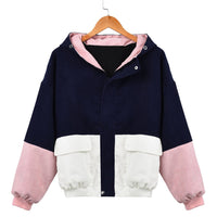 Long Sleeve Women Jacket