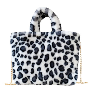 Dalmata Printed Shoulder Bag