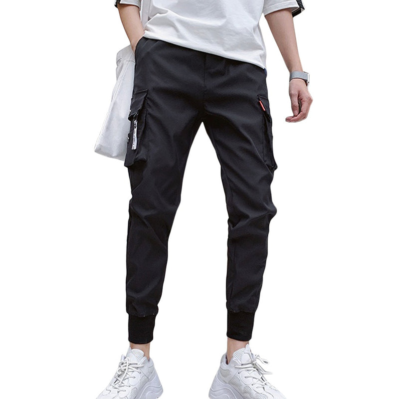 Tapered Functional Joggers