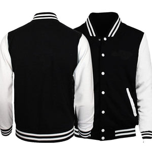 Casual Baseball Jacket