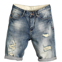 Braylen Denim Shorts