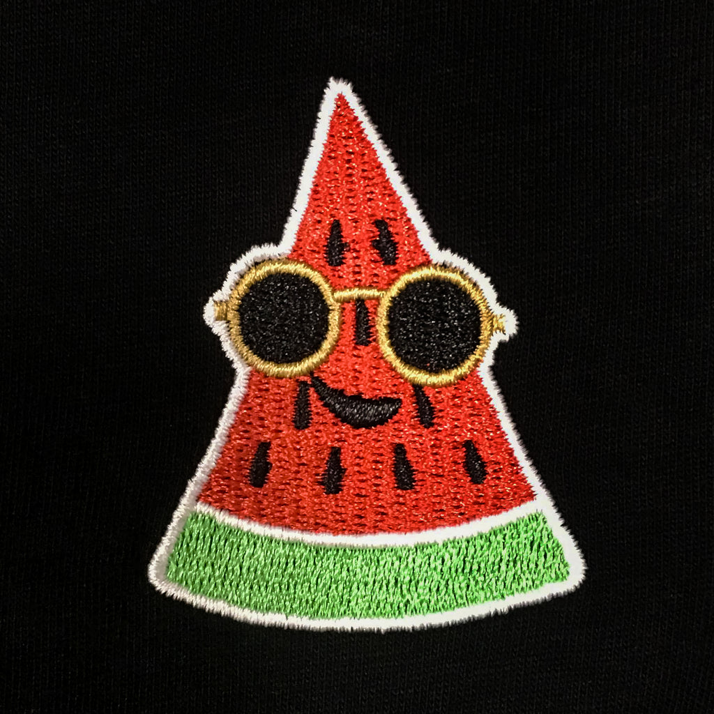 Watermelon Embroidered T-Shirt