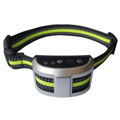 ANTI BARK DOG TRAINING COLLAR - VIBRATION | ELECTRIC SHOCK | SOUND FOR DOGS IP7 WATERPROOF