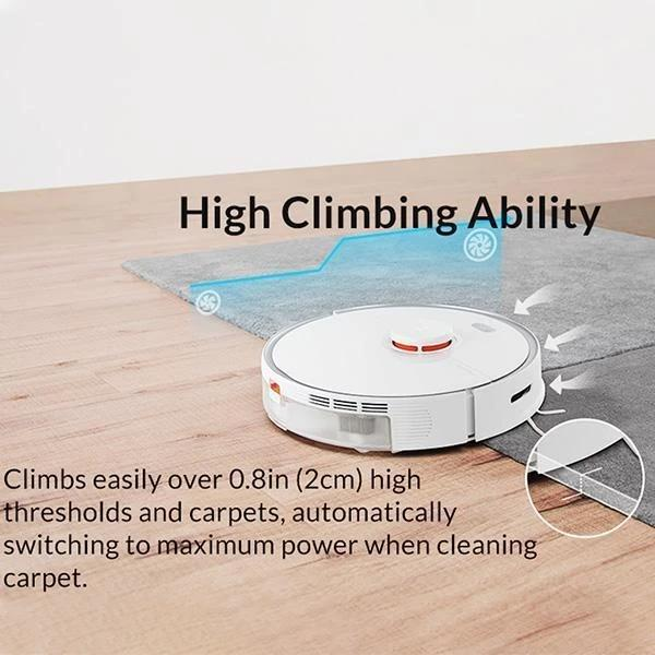 🔥HOT SALE🔥All-in-one Robot for Sweeping, Mopping and Vacuuming