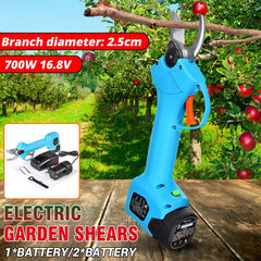 Electric Branch Scissors- Garden Pruner Secateur Branch Cutter Tool