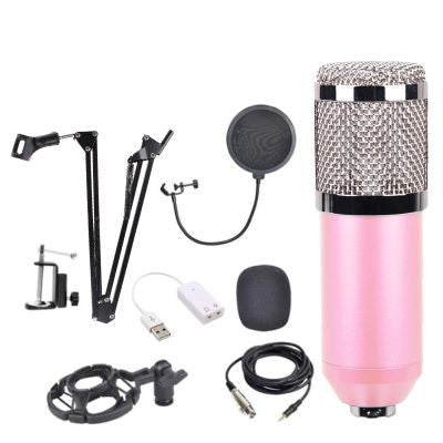 Pro Condenser Microphone Kit