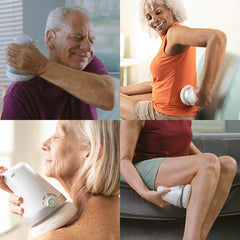 Hand-Held Massager - Give Your Body A Journey Of Deepest Relaxation