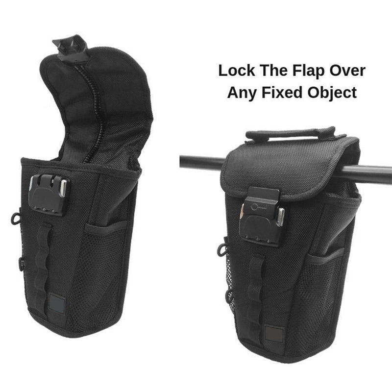 Outdoor Storage Anti-Theft Bag - Portable Safe For Traveling Outside