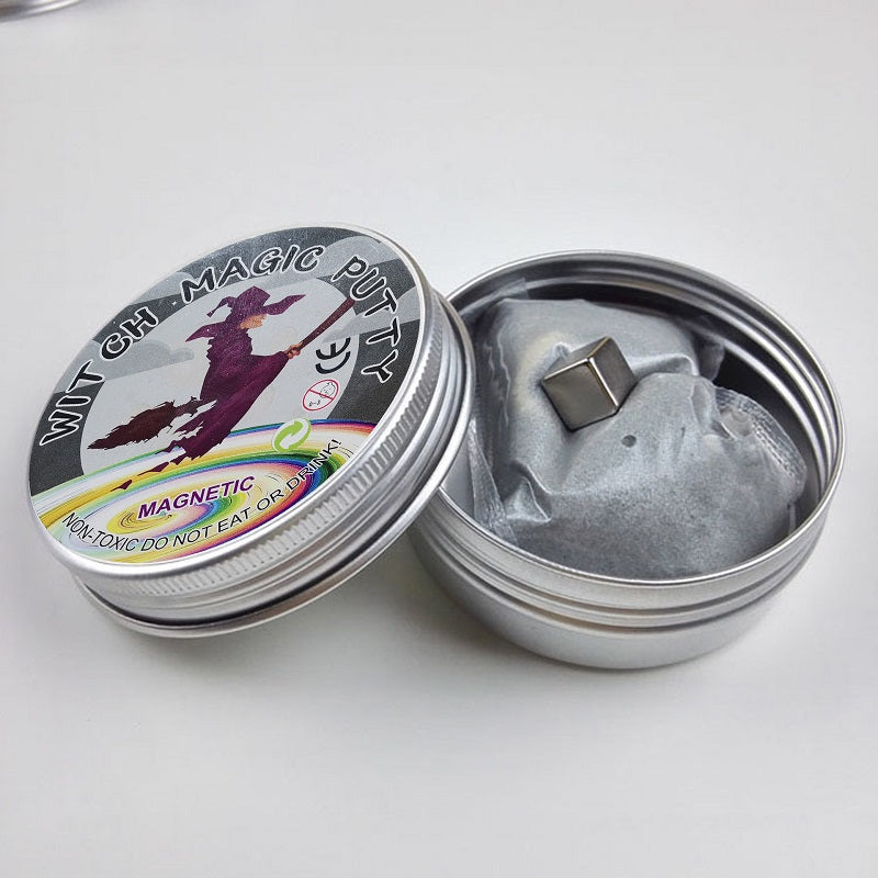 【Best Stress Relief Toy】Amazing Magnetic Thinking Putty