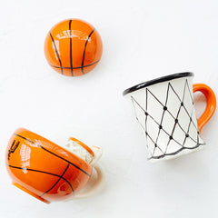 Creative Basketball Mug - Can Not Only Drink Water But Also Shoot