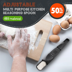 Adjustable measuring spoons-Meet your various measurement needs in the kitchen