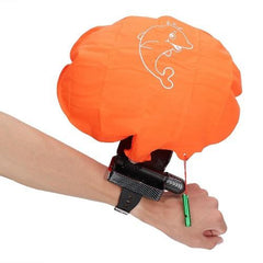 Anti Drowning Bracelet- Wristband Portable Lifesaving Self-Rescue Swim Anti-Drowning Inflatable