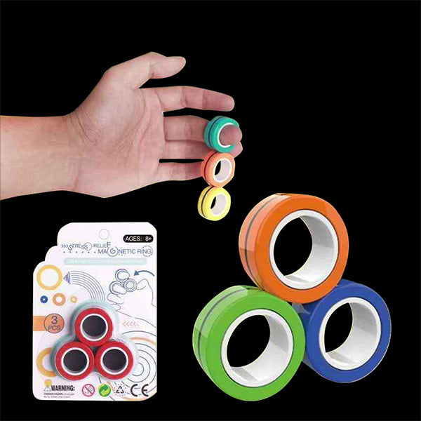Buy 2 Free Shipping - Anti-Stress Magnetic rings