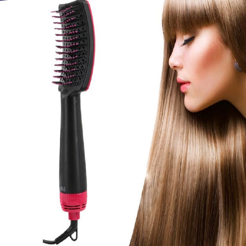 2 In 1 Hot Air Comb - Say Goodbye To Frizzy Hair🤩