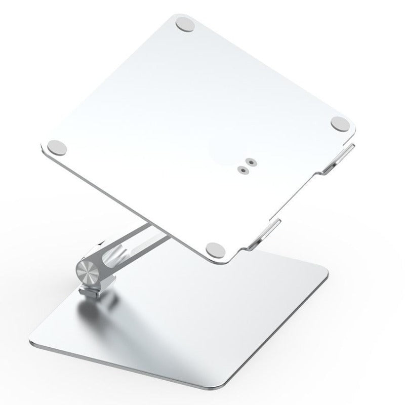 Multi-Angle Laptop Stand - Adjustable Foldable Premium Aluminium Stand For Up To 17 Inch Laptop