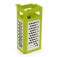 Foldable Stereo Four-Sided Grater