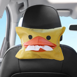 Cartoon Tissue Box For Vehicles