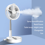 Humidifying Hydration Water Spray Fan-Enjoy the summer with a cool breeze