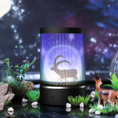 Animated Night Light Remote Control for Kids Bedroom