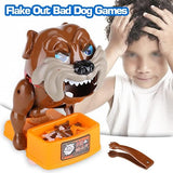 Mad Dog Tricky Toy - This Family Game BEWARE of the Bad Barking Dog is really really fun!