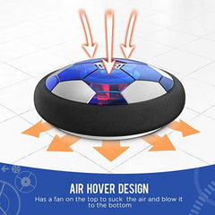 Hockey Hover Kid Toy- Air Power Training Ball Playing Hockey Game