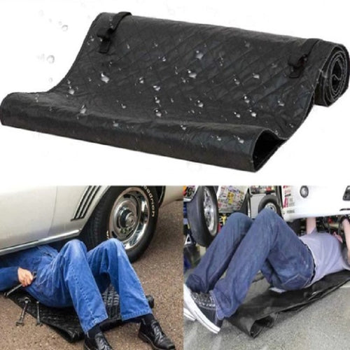 Car Repair Crawling Mat - A Magic Carpet To Help You Slide 😎