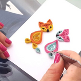 Quilling Kit-Amazing activity for your pass-time
