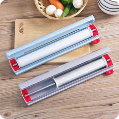 Cling Film Cutter - The Perfect Solution For Cutting Stainless Steel Plates And Plastic Wrap