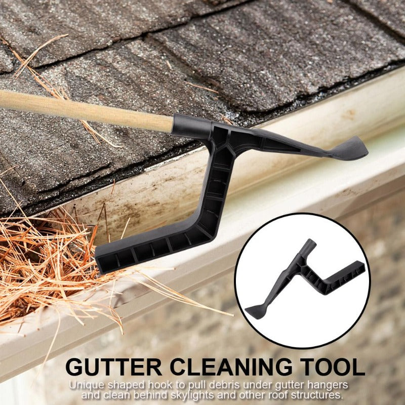 Practical Gutter Cleaning Tool