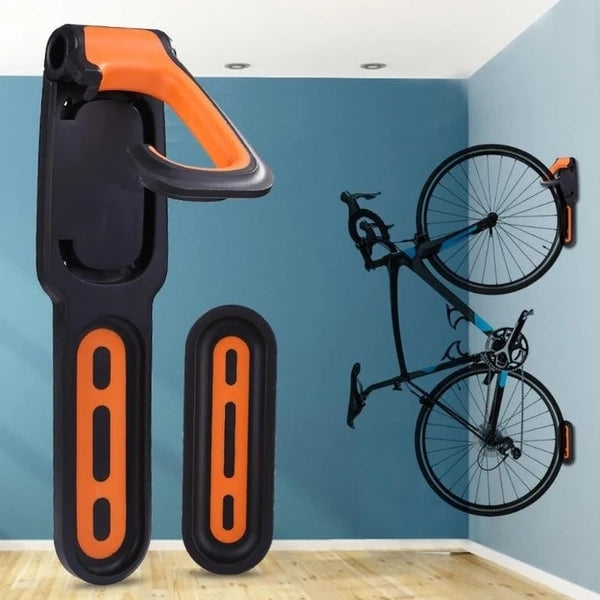 BIKE WALL HOOK HOLDER