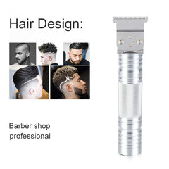 🔥🔥2020 New Cordless Zero Gapped Trimmer Hair Clipper - Men's Gift