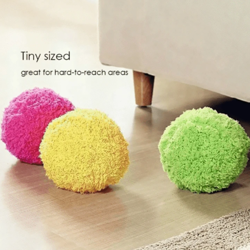 Microfiber Hop Cleaning Ball